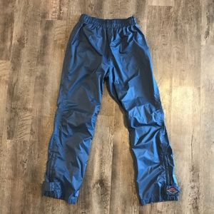 💧 Columbia packable rain shell / snow pants